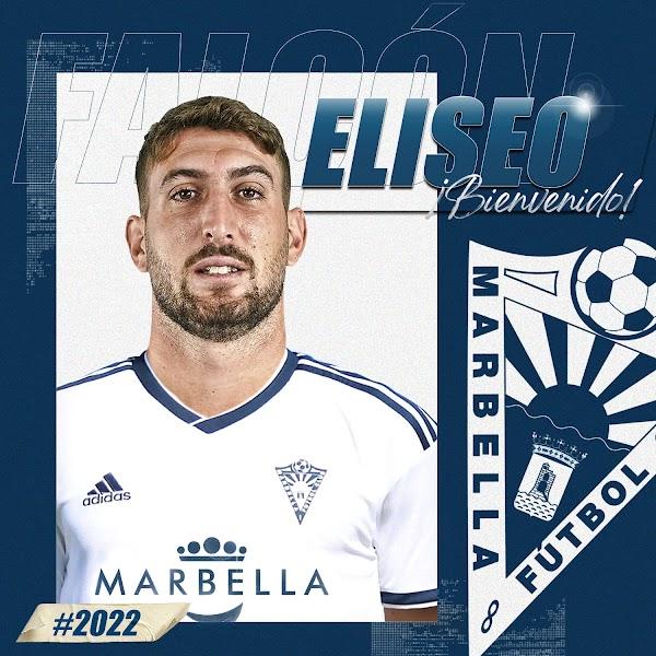 Oficial: Marbella FC, firma Eliseo hasta 2022