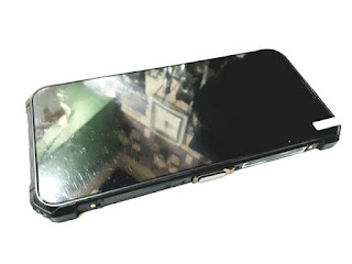 LCD Touchscreen Ulefone Armor 7 7E Plus Frame New Original Display