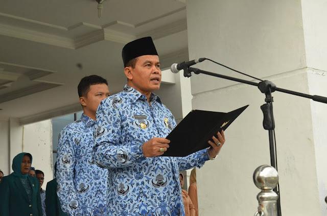 Walikota Mukhlis Rahman Minta Seluruh Elemen Masyarakat Untuk Memerangi Narkoba