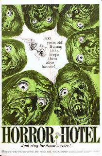 Película El Hotel del Horror Online