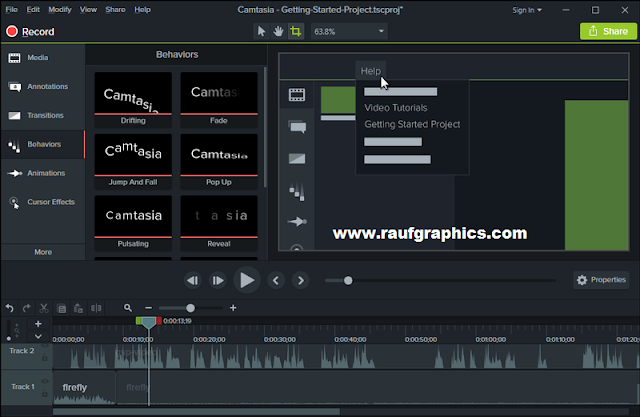 Camtasia Video Editor 2019 Download