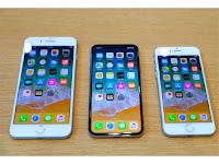 Cek Beda iPhone 8, iPhone 8 Plus, dan iPhone X di Sini!