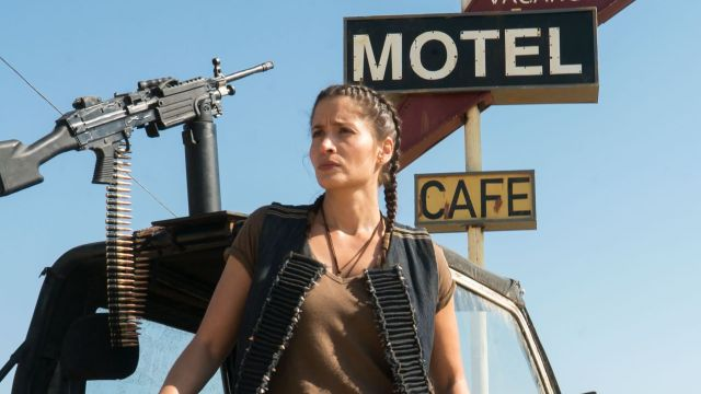 Ofelia Tercera temporada de 'Fear the Walking Dead'