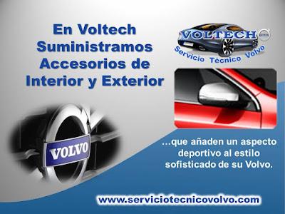 Accesorios Servicio Tecnico Volvo