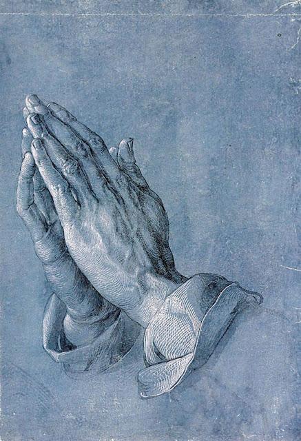 ''Praying Hands'' (''Betende Hände'') de Albrecht Dürer