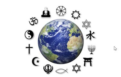 মোট ধর্মের সংখ্যা কতো? পৃথিবীতে