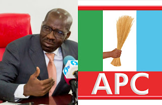 We have no record of Obaseki's defection – APC