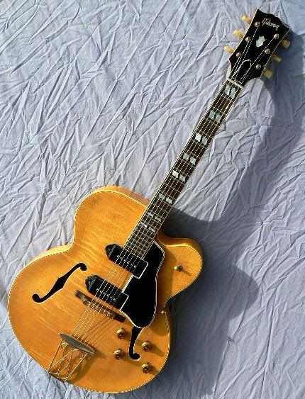 guitar eureka gibson electric guitars a concise history 1955 1959. Black Bedroom Furniture Sets. Home Design Ideas