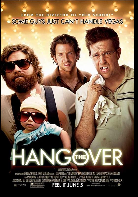 The Hangover 2009 x264 720p Esub BluRay Dual Audio English Hindi GOPI SAHI