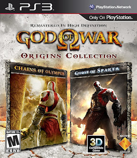 God of War Origins Collection PS3 Torrent