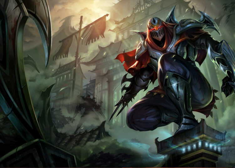 Tips on How to Beat Zed League of Legends