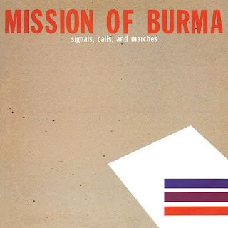Mission of Burma, Signals, Calls, and Marches