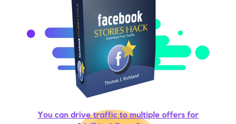 Facebook Stories Hack Review  - The Ultimate Guide to Make Passive Income from Facebook Stories