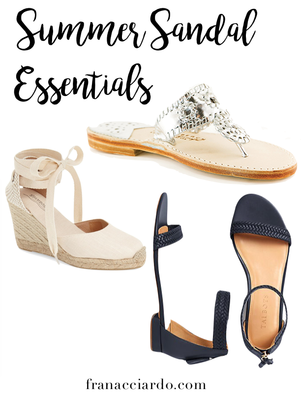e0f192d85bb 3 Sandals You Need This Summer + A GIVEAWAY