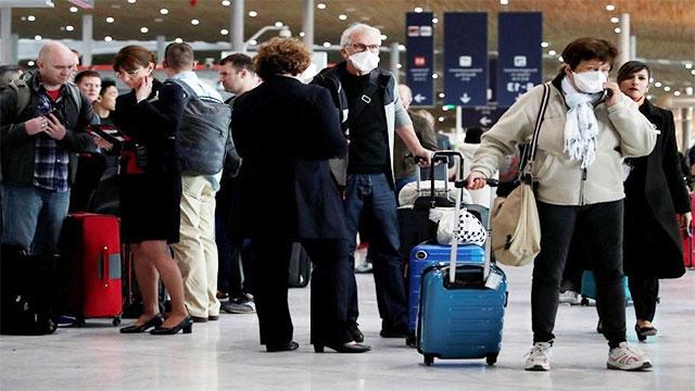 المغرب يفرض الحجر الصحي لمدة 10 أيام على امسافرين القادمين من 74 دولة
