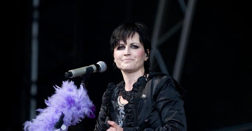 THE CRANBERRIES: Falleció a los 46 años Dolores O'Riordan, cantante de la banda irlandesa