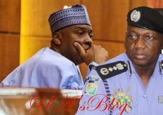 Offa robbery: IGP directs service of summons on Saraki