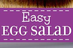 Classic Egg Salad