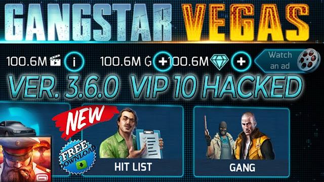 Hack Gangstar Vegas v3.6.0m