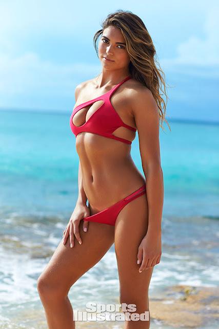 Hot girls Kyra Santoro show off her breasts 4