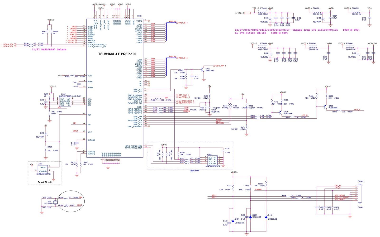 hp l1706 aoc l1706 17 inch tft lcd monitor schematic. Black Bedroom Furniture Sets. Home Design Ideas