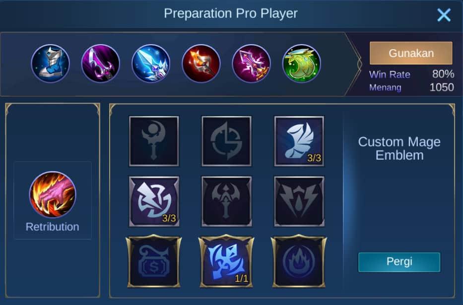 build item lunox mobile legends (ML)