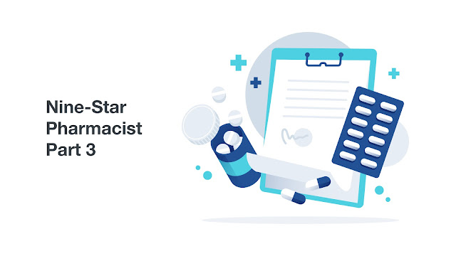 Nine-Star Pharmacist Concept
