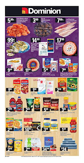Dominion Canada Flyer March 29 - April 4, 2018