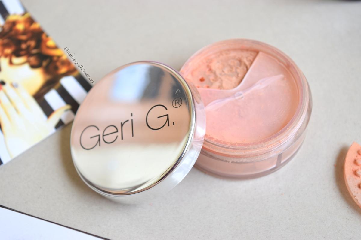 Geri G Blending Powder Cheek/Eye Duo