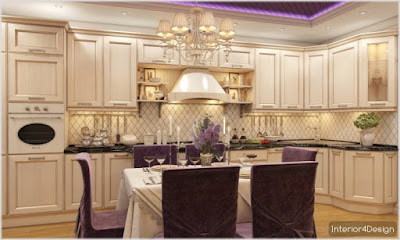 Classic Kitchen Decorations for Luxury Homes 20