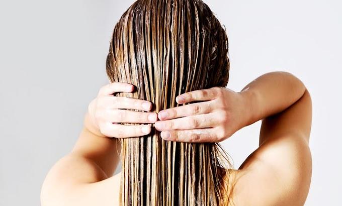 Μακριά - δυνατά και γερά μαλλιά με νερό ρυζιού