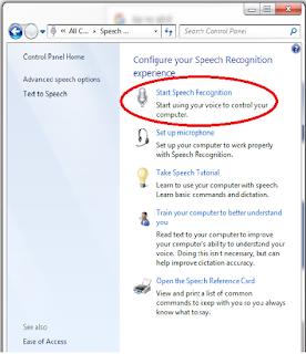 Office-speech-reconization
