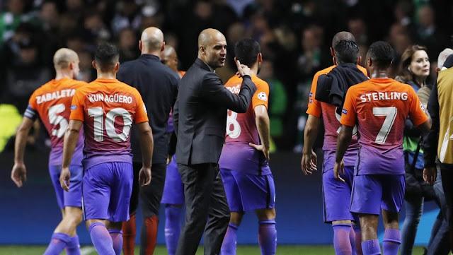 Kesempurnaan City bersama Guardiola Terhenti