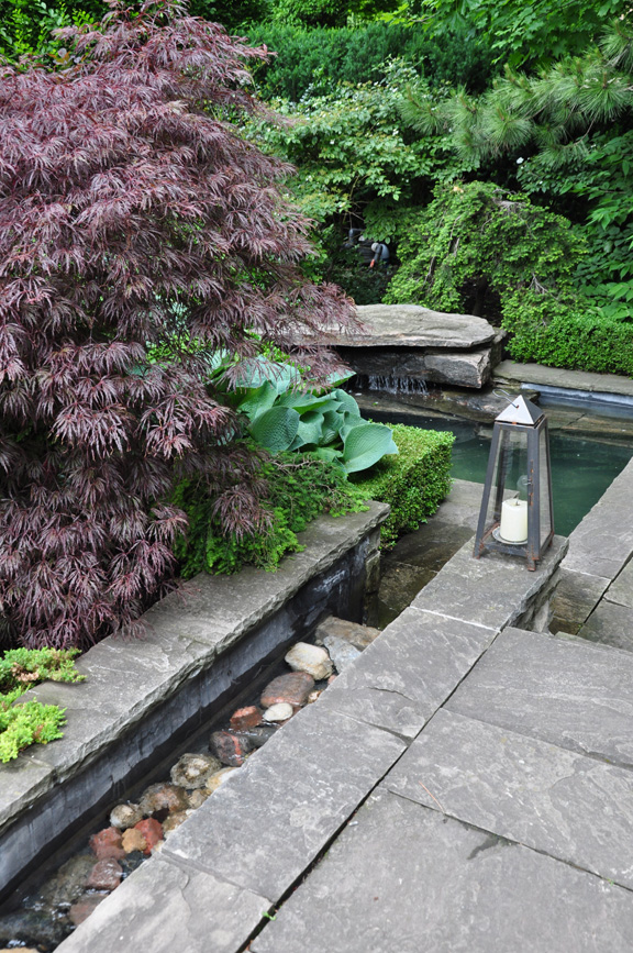 Three Dogs In A Garden: Pin Ideas: Small Water Features