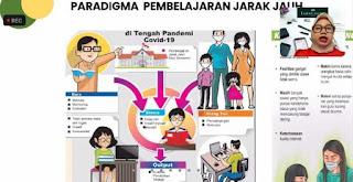 Paradigma pembelajaran online di Indonesia
