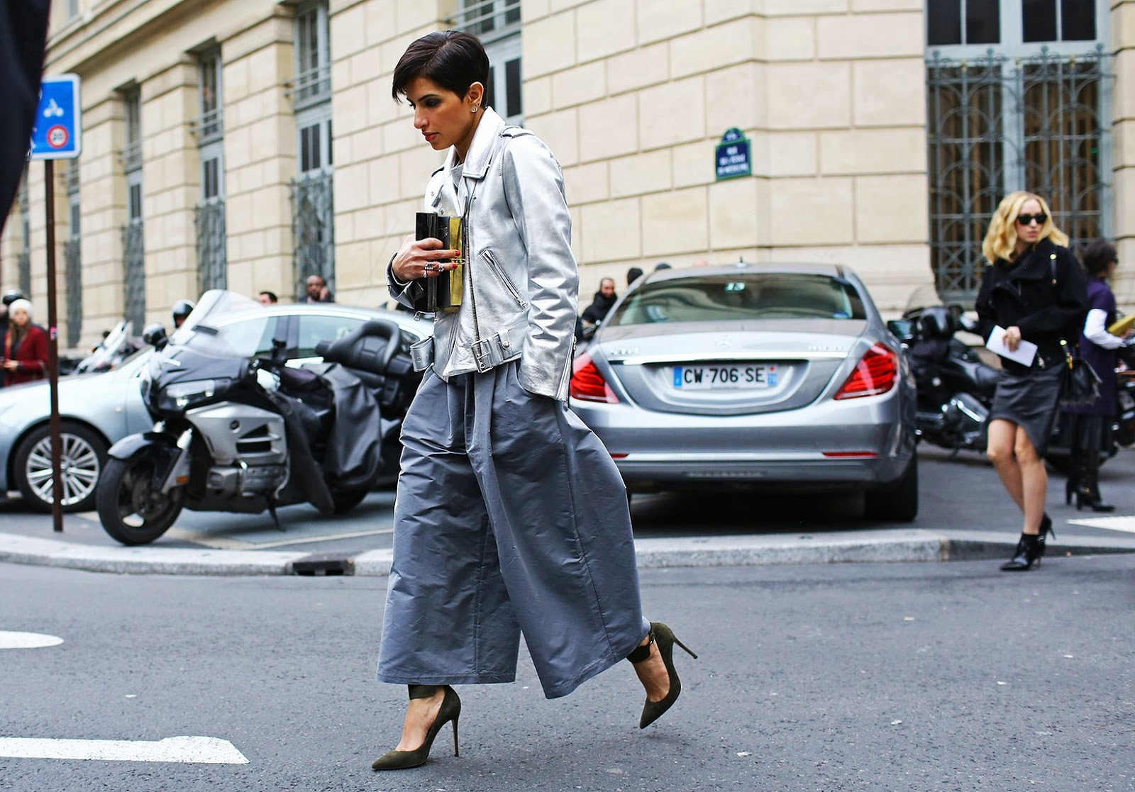 Miss Vendella_Inspire me_Princess Deena Abdulaziz_Fashion Week Streetstyle