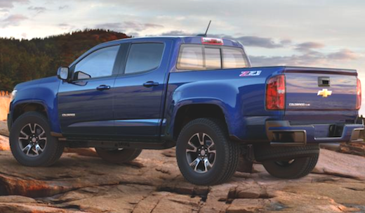 2019 Chevrolet Colorado Price