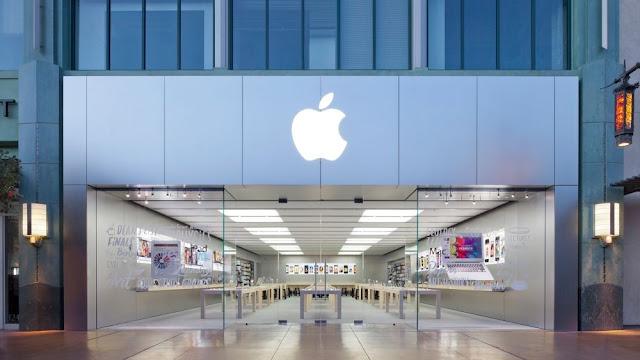 Apple Hapus Puluhan Ribu Aplikasi dan Game Asal China, Ada Apa ?