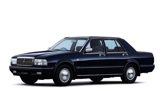Nissan Cedric Y31 taksi