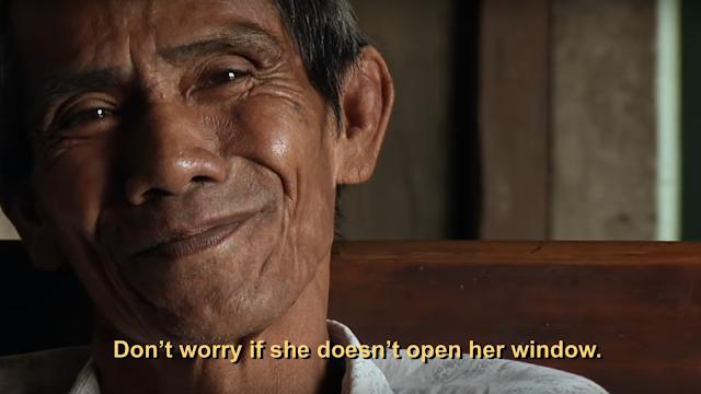 harana benito bautista documentary