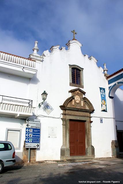 IGREJA DE SÃO FRANCISCO - MOURÃO