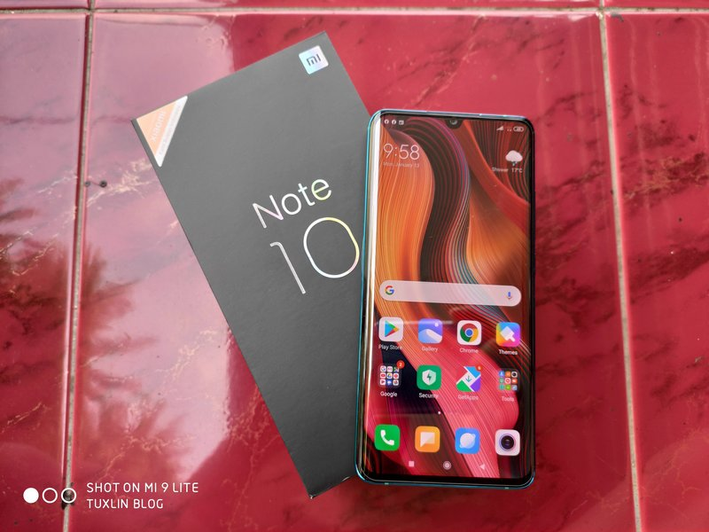 Xiaomi Mi Note 10 Pro Review