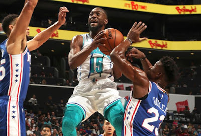 Kemba Walker - 60 points