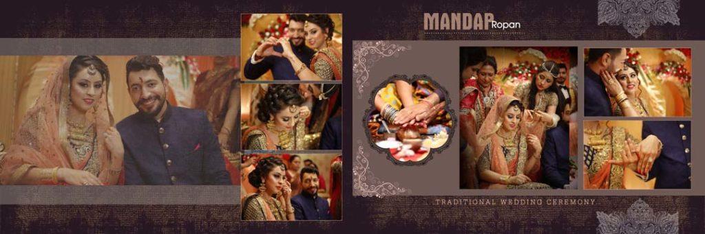 Wedding Album PSD