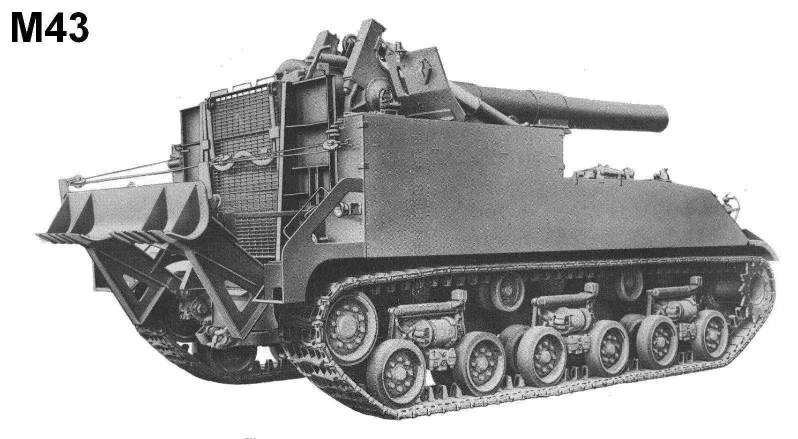M43 rear view
