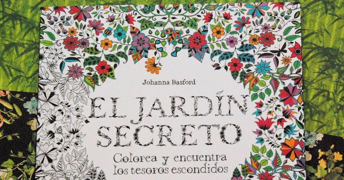 Librer as y libros el jard n secreto y cuentos con for El jardin secreto johanna basford