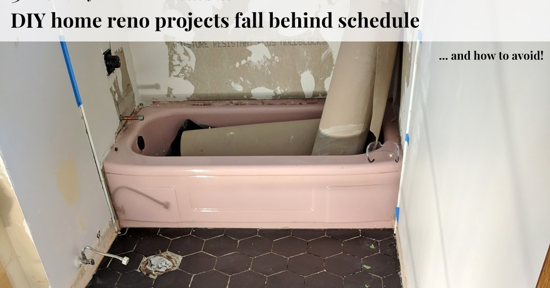 5 (preventable) reasons DIY home reno projects fall behind ...