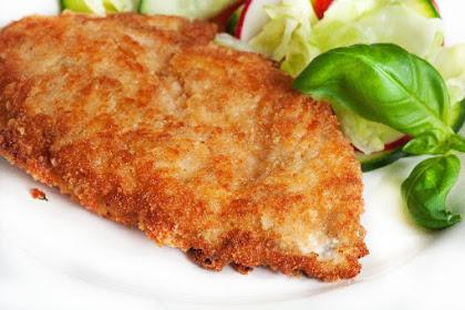 Easy and Delicious Ranch-Parmesan Chicken