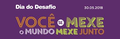 Coordenada pelo Sesc São Paulo, 24ª edição do Dia do Desafio acontece 30/05