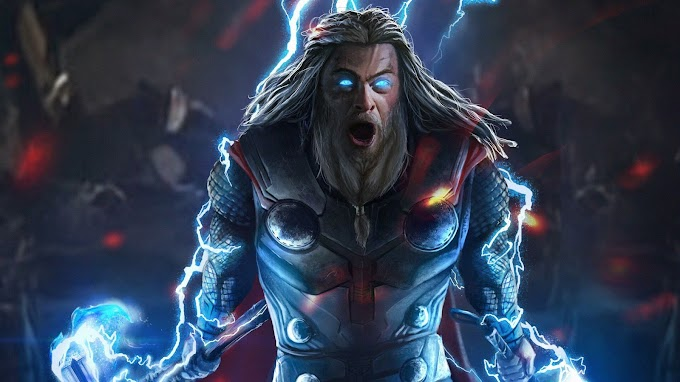 Papel de Parede Fan Arte Thor